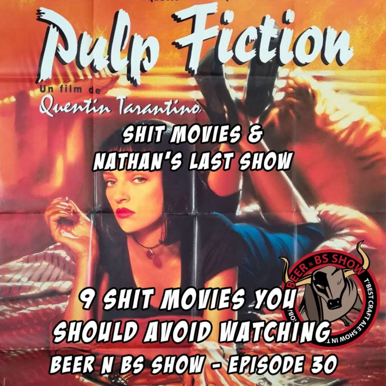 9 movies we hate (from Pulp Fiction to Pan's Labyrinth) and sadly Nathan's last show.