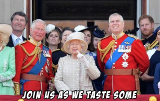 Beer n BS Show discuss the Royal Family